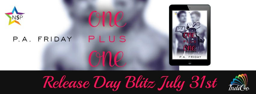 P.A. Friday - One Plus One RB Banner