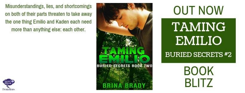 Brina Brady - Taming Emilio BBBANNER-7