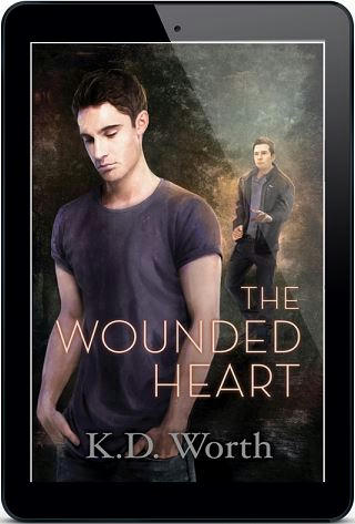K.D. Worth - The Wounded Heart 3D Cover 039RF4