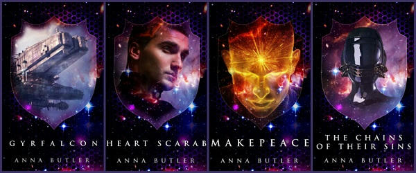 Anna Butler - Taking Shield Series Banner s