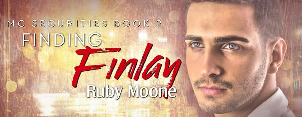 Ruby Moone - Finding Finlay Banner