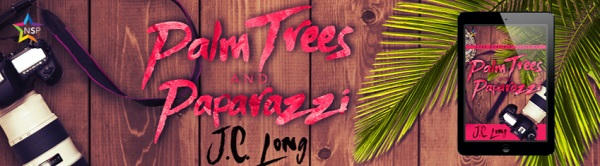 J.C. Long - Palm Trees and Paparazzi NineStar Banner