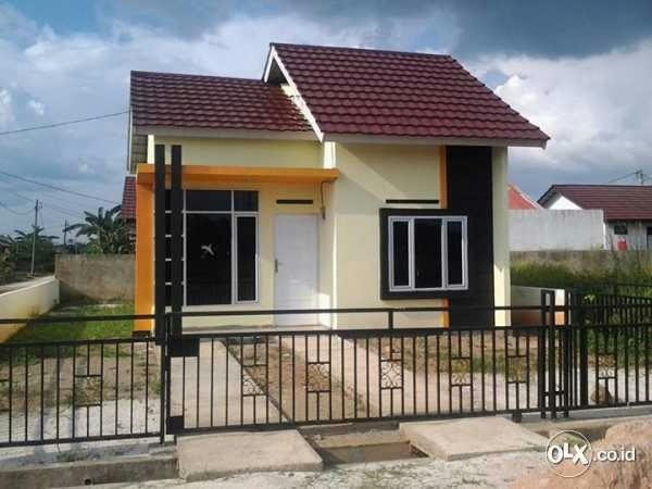 Contoh Desain Rumah Type 36 Terbaru 2017 Creo House