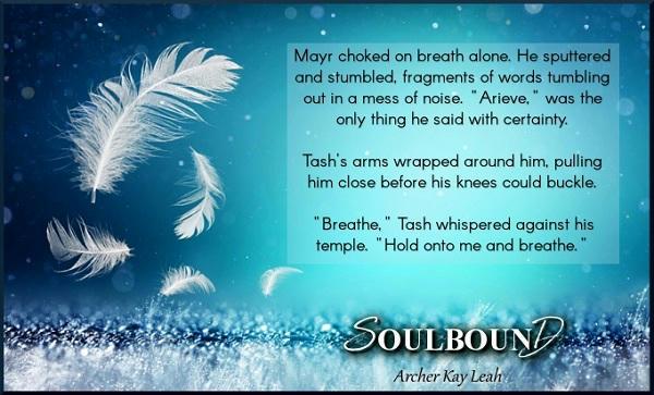 Archer Kay Leah - Soulbound Promo 4