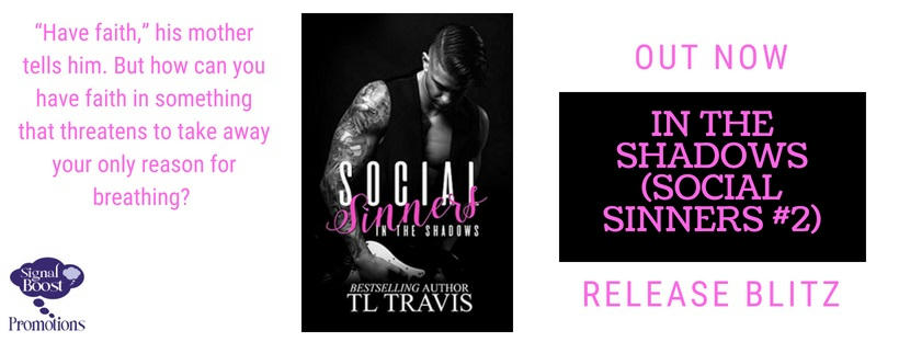 T.L. Travis - In The Shadows RBBanner