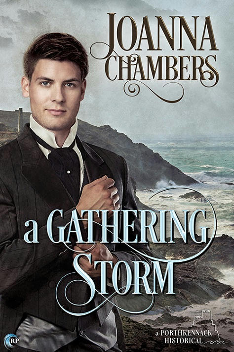 Joanna Chambers - A Gathering Storm Cover