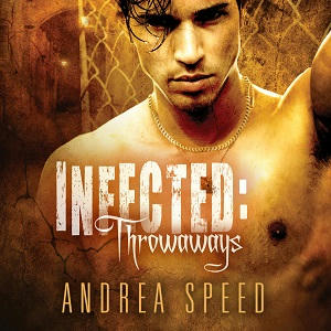 Andrea Speed - Infected Throwaways Square