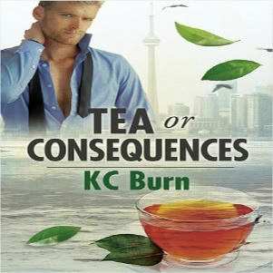 K.C. Burn - Tea or Consequences Square