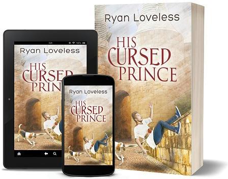 Ryan Loveless - His Cursed Prince 3d promo