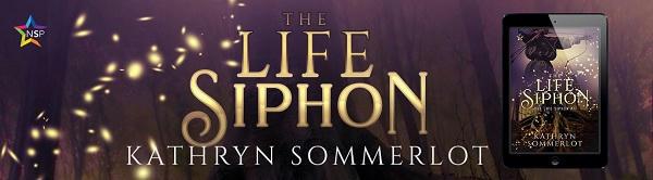 Kathryn Sommerlot - The Life Siphon NineStar Banner