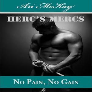 Ari McKay - No Pain, No Gain Square