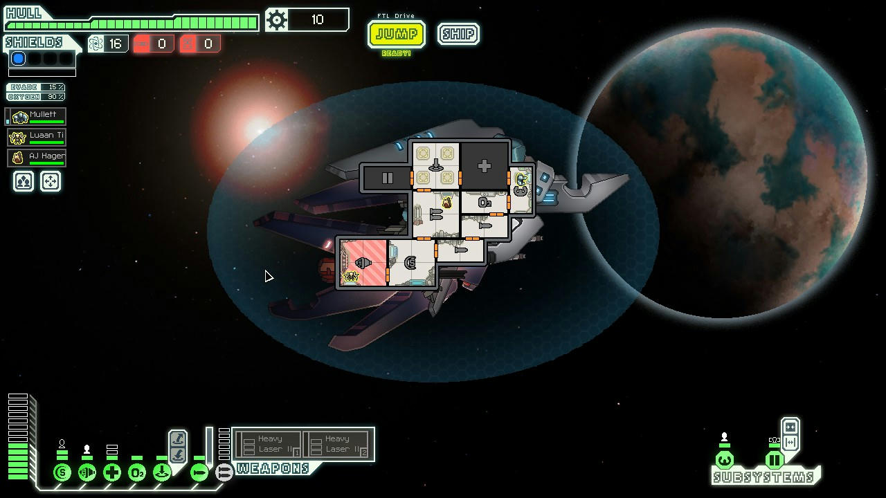 Cranius Boss Ship V 2 - Subset Games Forum