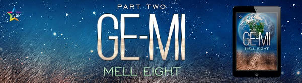 Mell Eight - Ge-Mi Part Two NineStar Banner
