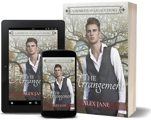 Alex Jane - The Arrangement 3d Promo