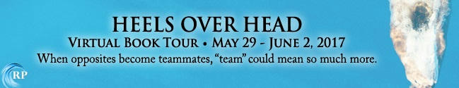 Elyse Springer - Heels Over Head Tour Banner