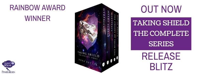 Anna Butler - Taking Shield Boxset RBBANNER-118