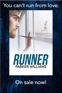 Parker Williams - Runner Badge
