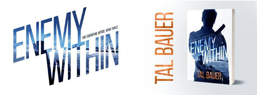 Tal Bauer - Enemy Within Banner