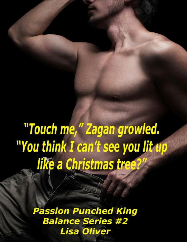 Lisa Oliver - Passion Punched King meme-3 m