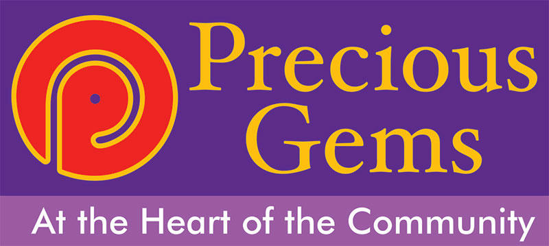 Precious Gems Logo