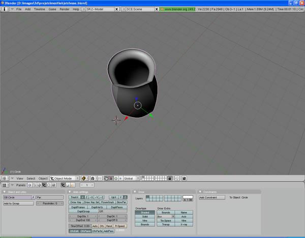 [Intermédiaire] [Blender 2.4 à 2.49] Créer et intégrer son premier mesh de A à Z : 4 - Modélisation d'un vase Cc9fyszk7ym87fy6g