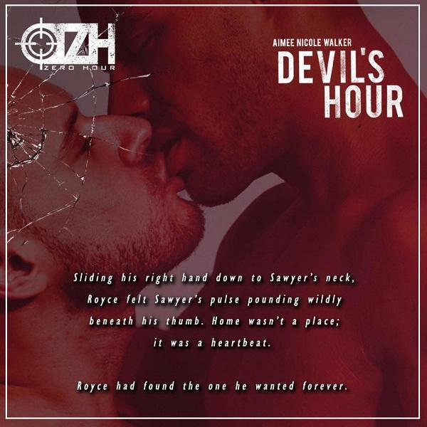 Aimee Nicole Walker - Devil's Hour Teaser 1