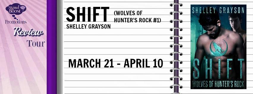 Shelley Grayson - Shift RT Banner