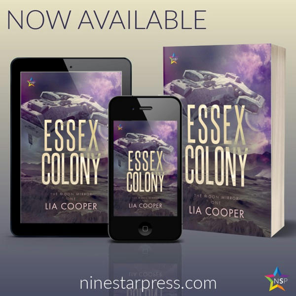 Lia Cooper - Essex Colony Now Available
