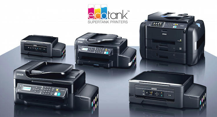 New Epson EcoTank Printers Could save You $942 per Litre on Ink Cartridge Refills