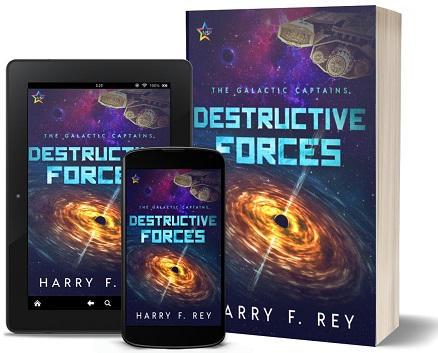 Harry F. Rey - Destructive Forces 3d Promo