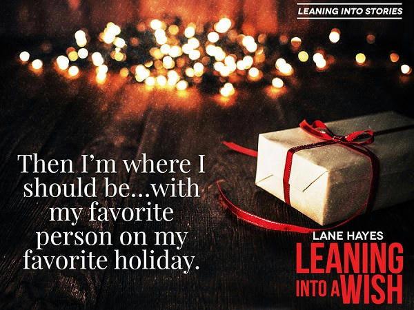 Lane Hayes - Leaning Into a Wish favorite-teasers s
