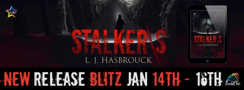 L.J. Hasbrouck - Stalkers RB Banner