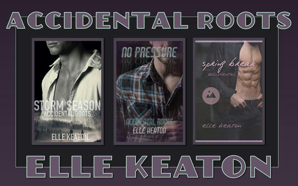 Elle Keaton - Accidental Roots series Banner 2