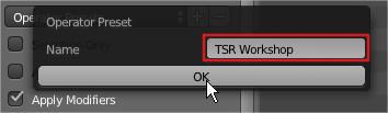 [Débutant] [Blender 2.6 et 2.7] Sauvegarder un profil d'export : exemple vers TSRW 67d6vj0wvhfp9qv6g