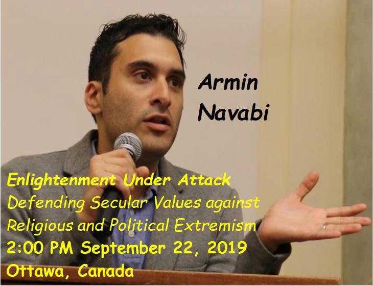 Armin Navabi Ottawa