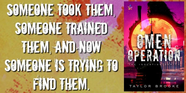 Taylor Brooke - Omen Operation Graphic