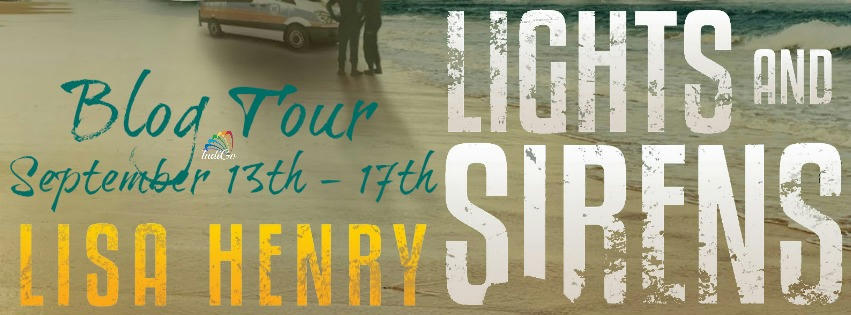Lisa Henry - Lights and Sirens Banner