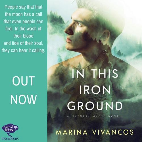 Marina Vivancos - In This Iron Ground IGPromo