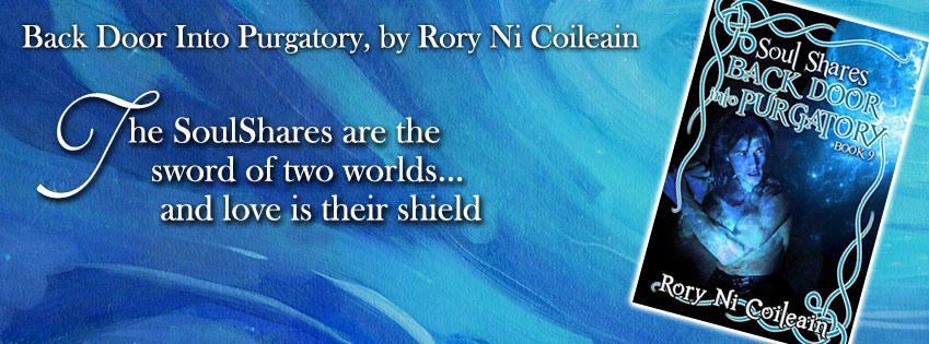 Rory Ni Coileain - Back Door Into Purgatory Banner2