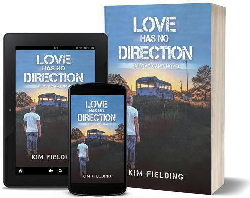 Kim Fielding - Love Has No Direction 3d Promo
