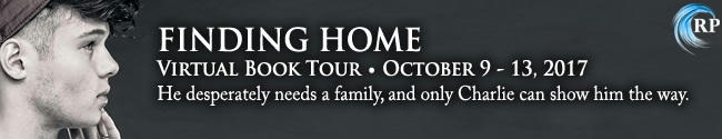 Garrett Leigh - Finding Home TourBanner