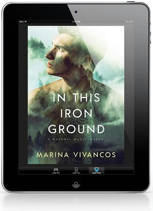 Marina Vivancos - In This Iron Ground 3d Cover