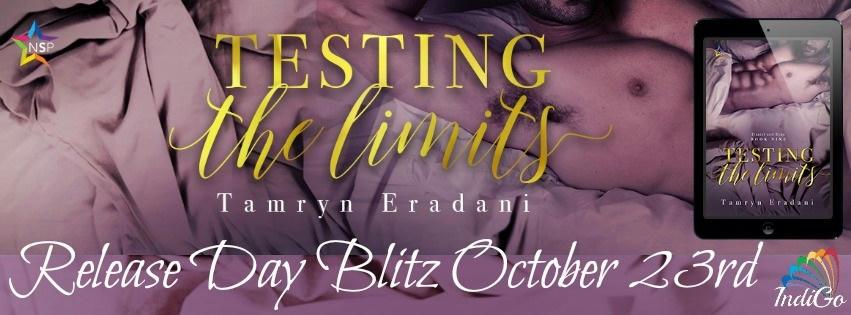 Tamryn Eradani - Testing the Limits Banner