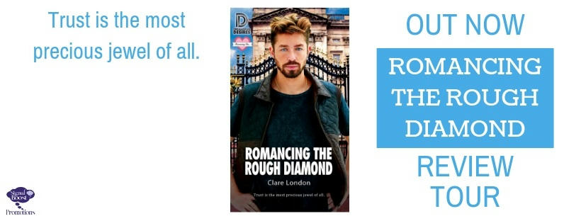 Clare London - Romancing The Rough Diamond RTBANNER-81