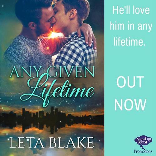 Leta Blake - Any Given Lifetime InstaPromo
