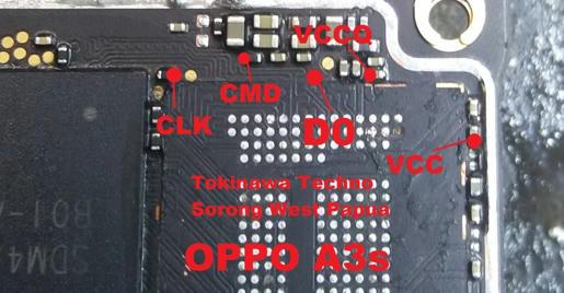 OPPO A3s CPH1803/1853 Remove Password  pattern lock by Medusa Pro