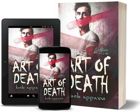 Bob Appavu - Art of Death 3d Promo