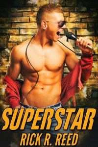 Rick R. Reed - Superstar Cover s