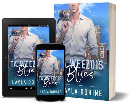 Layla Dorine - Ta Weezo's Blues 3d Promo