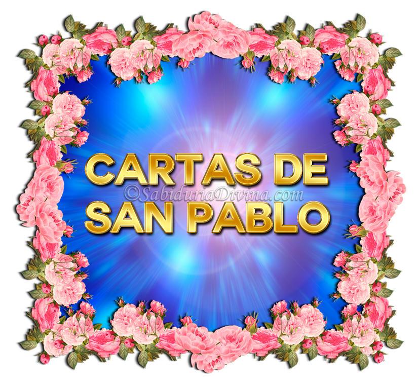 Cartas de San Pablo